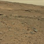 Head for the hills! Im driving towards these hills on Mars to do geology work & also search for clouds. http://t.co/qscPmVbCus