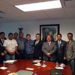 RT @rubenmoreiravdz: Reunión sindicato de FLESA y empresarios en la Secretaría del Trabajo y Previsión Social @navarreteprida @SETRA_COAH http://t.co/wcr5Rx4JVc