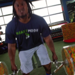 VIDEO: Marshawn Lynch's training for this season includes lots of @Skittles http://t.co/YFQPofNDnl http://t.co/UkVZQhXg8f