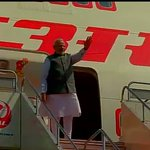 RT @ANI_news: PM Modi leaves for India from Japan http://t.co/HxOWETjT5E