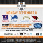 RT @justinjESQ: Dont miss #mnf #networking #charity @TheRoyalNYC hosted by #gunit @PRECIOUSPARIS #nygiant @SoupHarris18 @DJESSO #nyc http://t.co/YqhorO0Kt5