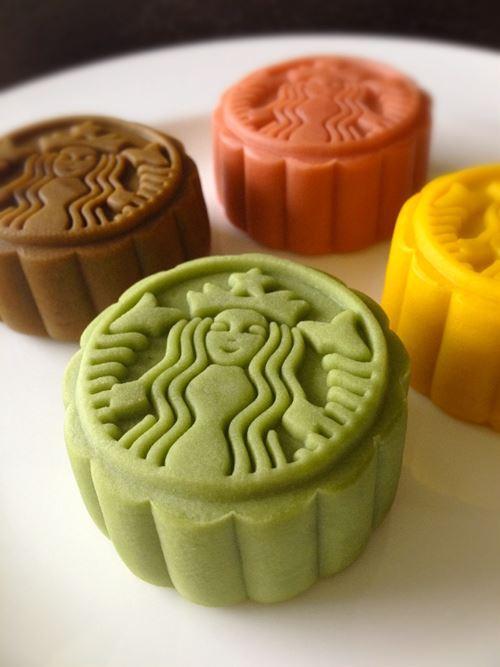 スタバ(@Starbucks_J)、ゴディバにミスド(@misterdonut_jp)まで 「月餅」商戦がアツい! http://t.co/Er4DqBQNpH http://t.co/4GPawaFSql