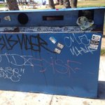RT @mauiandsonsvb: @Venice311 taggers hit again ofw I thumped 1 in the head told him tag his own neighborhood http://t.co/h1dWjtWavc