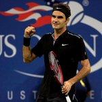 """@ecuavisa: Federer se instala en cuartos de final del #USOpen (foto: AFP) http://t.co/BHT7yGXrIE http://t.co/ulkFP9hzRw"""