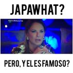 RT @LoriteAlvarado: La @DraPoloOficial ANONADADA! Con la presentacion de @JapanesePTY en @tucaramsuenatvn http://t.co/vawzg3LY5H