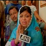 Door locked automatically,he (Shunty) had to fight for 2mins, God was with him: BJP MLA Jitender Singh Shuntys wife http://t.co/O4PDH1DIeq