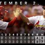 RT @Cardinals: RECAP: #STLCards extend NL Central lead with victory over Pirates. http://t.co/ul90X4fyrQ http://t.co/cWtK8bjt3M