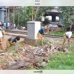 Bharatiye counterpart of ISIS, Masked RSS undertaking ethnic cleansing by beheading & burying refuse of neighbourhood http://t.co/AtAXGpBH5z