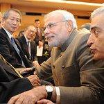 PM @narendramodi meets Saichiro Misumi, Netaji Subhash Chandra Boses oldest living associate in Japan http://t.co/kXWvTRM4bU