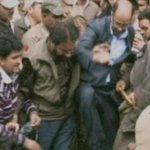 National Conference leader Nasir Aslam Wani caught on camera kicking and abusing a party worker for showing dissent http://t.co/eUSkEE4e3o