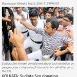 @BJPSamvadWB @nkagarwala @IndiaPran CBI Scanner on 33 crores donation. SudiptaSen and Begum both can sense what next http://t.co/WeJpqWREe7