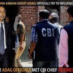 Did Anil #Ambani Group (ADAG) officials try to influence CBI (#RanjitSinha) in #2Gscam case? https://t.co/2mLpTgXqtd http://t.co/cIGfJ1zloM