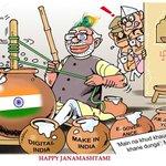 RT @GautamShiva24: MODI means :Master Of Developing India @NitiCentral@TigerNaMo #Modi100Days @India_Progress http://t.co/K0R9SFv27p http://t.co/ar6u4Dziyd