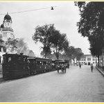 #fotoSMG: Cantiknya Trem di #Semarang Zaman Hindia Belanda | http://t.co/I4oBGpmrVq http://t.co/b5OerhYnMe