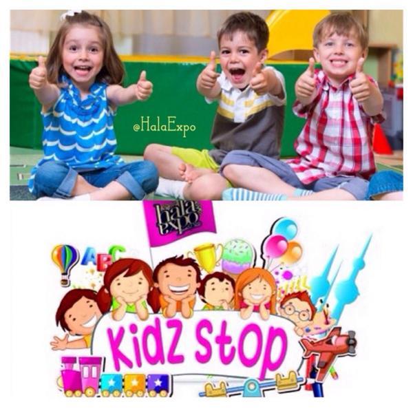 قريبا | معرض كيدز ستوب المتخصص بالطفل في قاعة ٣٦٠ للمعارض ، ترقبوا اجواء رائعة ، مشاركين مميزين ، ترفيه و مفاجئات http://t.co/5LCwPUibWw
