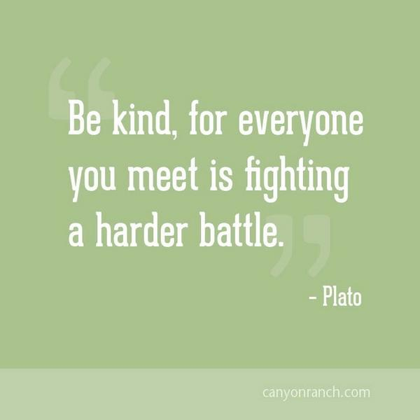 Be kind... http://t.co/xOA4cJmAoK