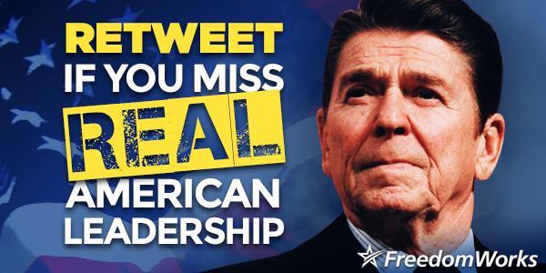 Do you miss real leadership? http://t.co/G0XGaEW4xA
