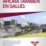 #CiudadSalud Querétaro,lugar líder. Ahora también en salud. http://t.co/8iZyVQqBYE
