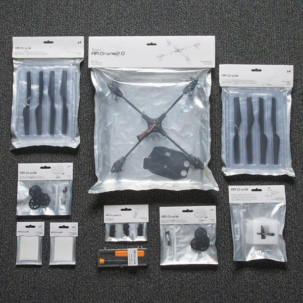 Speaking of drones, retweet for a chance to win this selection of Parrot Drone parts! We'll select a winner in 24 hrs http://t.co/MNSSQo6iew