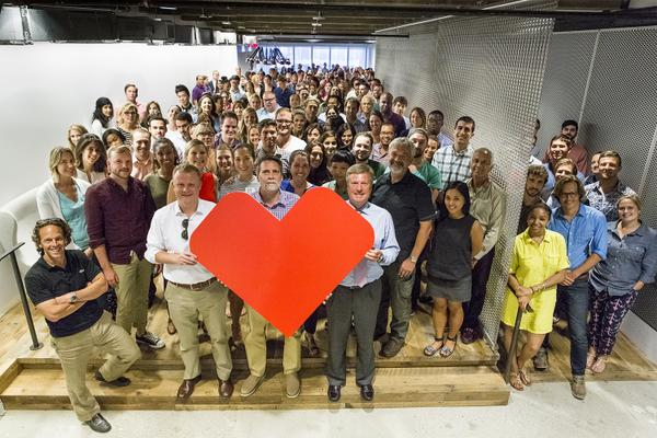 We stand strong with CVS today as they become @CVSHealth. #OneGoodReason we appreciate our partnership. Thank you. http://t.co/0pNLSjRP6m