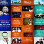 Ven y celebra las Fiestas Patrias, del 12 al 16 de septiembre #CelebraPuebla. Programación en: http://t.co/dnRoQXYimS http://t.co/UKyM1ioBf7