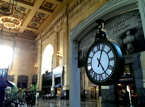 Hello, beautiful @UnionStationKC, 100 years old this year. #uskc100 http://t.co/dFFhygCyvz
