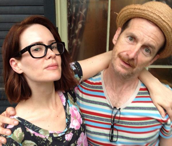 Back in NOLA.  With Ms. Paulson.  Joined at the hip. http://t.co/JiYILzNnHu