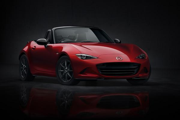 So worth the wait! RT @drivingdotca: GUYS! This. Is. IT! Meet the 2016 @mazdacanada #MX5 #MIata! #LongLiveTheRoadster http://t.co/Kuu64RwIBO