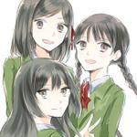 RDG女の子三人組