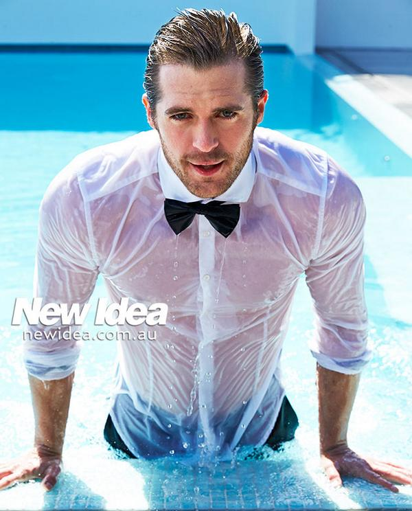 HomeAndAway Star Kyle Pryor Poses For A Sexy Photo Shoot In This Weeks New Idea