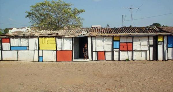 Mondrian Favelas http://t.co/xZK26jlF4Q