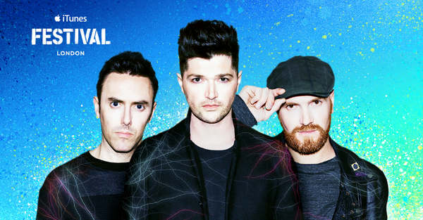 It's @thescript! So get retweeting to win 2 tickets to the #iTunesFestival. We'll pick winners at random at 4pm. http://t.co/kS2ABTcmqV