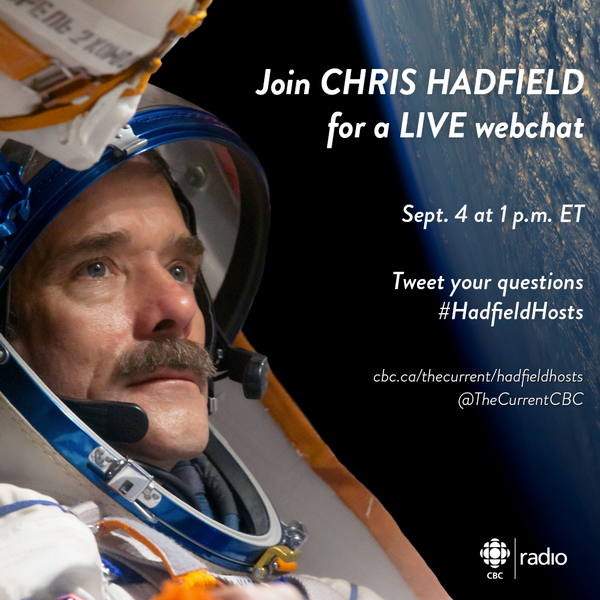 Live web chat with @Cmdr_Hadfield at 1pm ET today http://t.co/bcmzK6KCeB Send us your questions with #HadfieldHosts. http://t.co/qccN8Ja6m8
