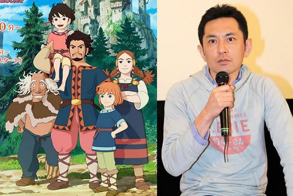 宮崎吾朗監督、『山賊の娘ローニャ』の思いを語る