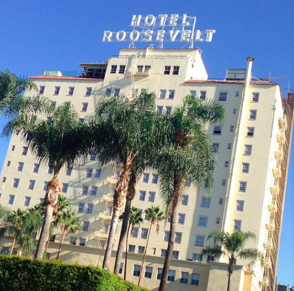 It's always a great day to be in #LA. (Instagram via seed floral) http://t.co/HnxkFVQZNA