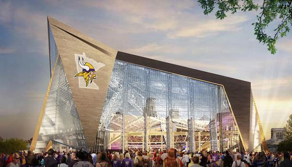 The Minnesota Vikings' new stadium is a death trap for migratory birds. http://t.co/2d6YfaRZdY by @bug_gwen http://t.co/EAftG1UDsh