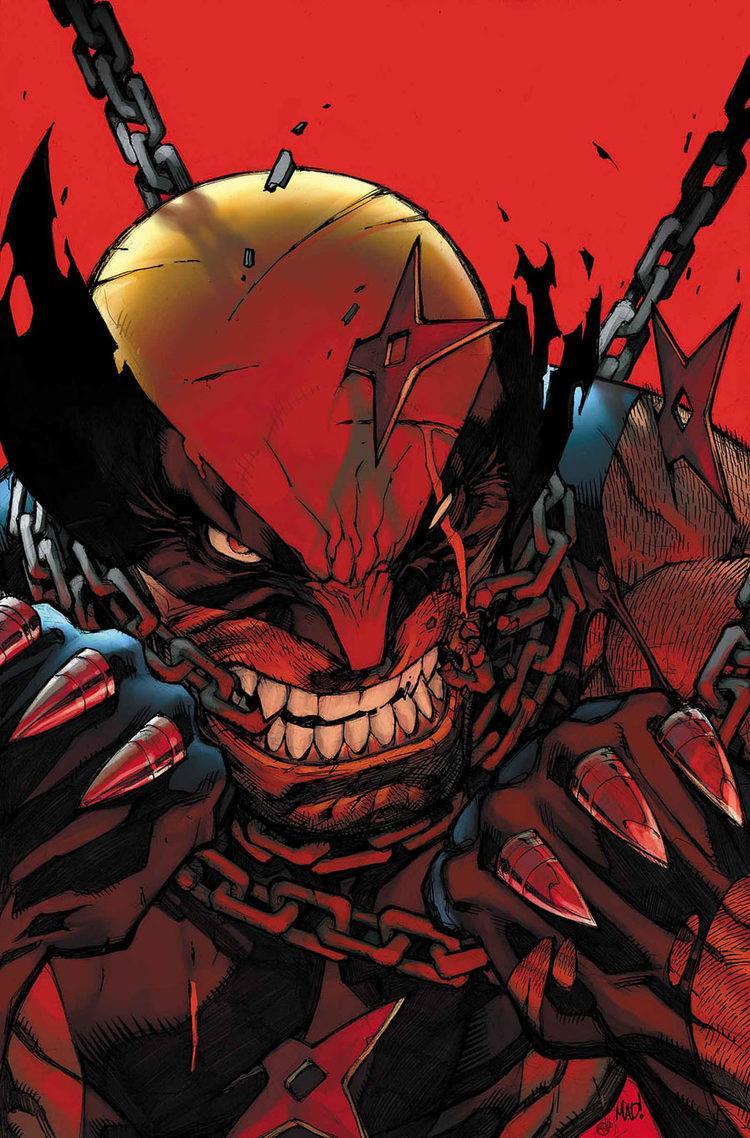 Wolverine par Joe Madureira #marvel http://t.co/ouv4akKFdy
