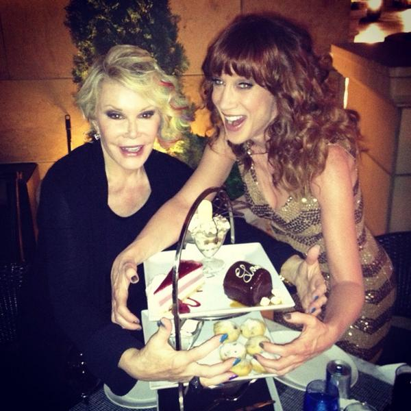When News Broke That Joan Rivers D Thursday At The Age Of 81 Comedy World Came Out En Me To Mourn Trailblazer