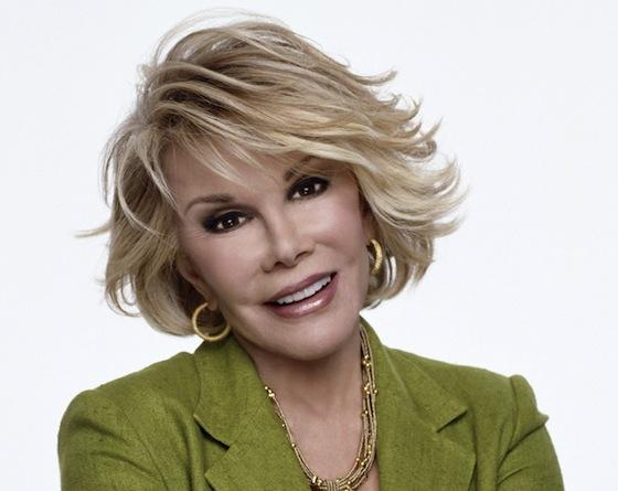 """I succeeded by saying what everyone else is thinking."" ~Joan Rivers Rest In Peace Joan Rivers. She will be missed! http://t.co/qGQtiXGm0e"
