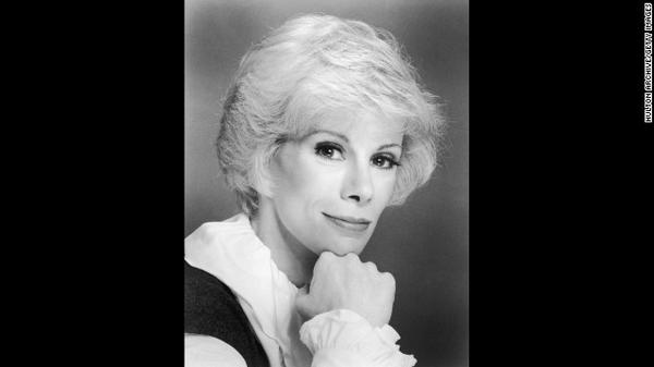 """""""I succeeded by saying what everyone else is thinking."""" – Joan Rivers, in her own words http://t.co/3UmTagmUdK http://t.co/kA2Ircs8zi"""