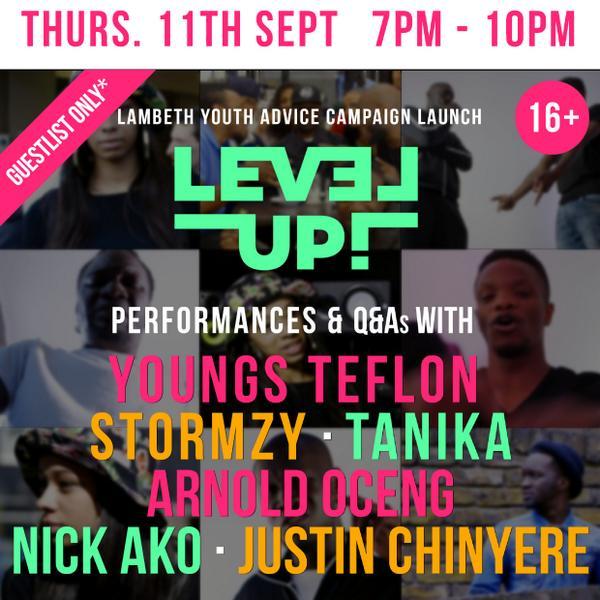 Ill b ur host&we r talking everythang sex!..the safe kind @ArnoldOceng @iamTanika @Stormzy1 @YoungsTeflon @Slick_Boom http://t.co/pT3Uz8VTzO