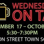 """Come on down & meet the crews of @OOBBC @Hangar24Brewery @themonkscellar @lagunitasbeer @SixRiversBrew """"Wed on tap"""" https://t.co/r6p7FMiRDR"""