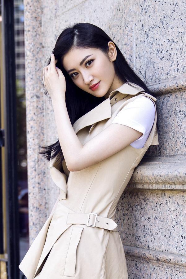 Chinese girl jing tian nude