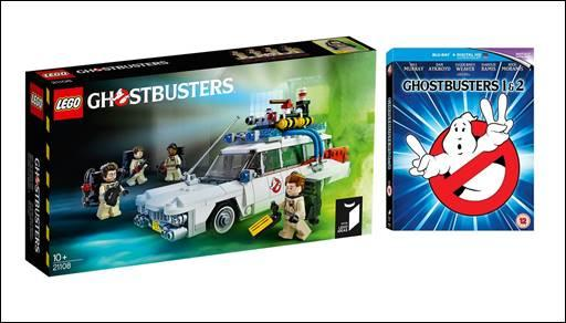 #Comp time! Follow @forbiddenplanet and RT to win a LEGO Ecto-1 and #Ghostbusters I & II on Blu-Ray. Closes Monday! http://t.co/o7sJArPHgK