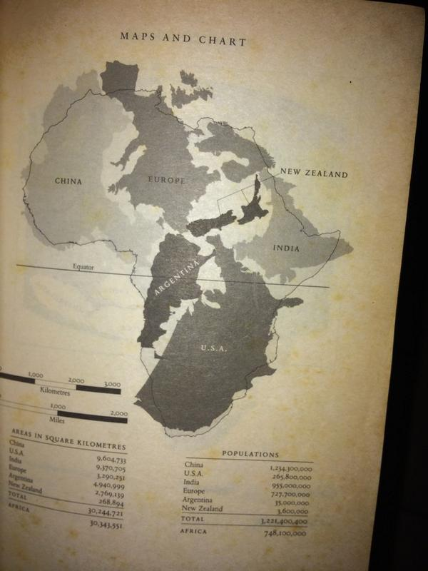 People often have a hard time comprehending the size of Africa- try this http://t.co/L1Y38Xq2B0