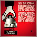 RT @KimDotcom: ''No-one has anything on me.'' - John Key #Decision14 #nzpol #nzvotes http://t.co/2kSrrUaSKk