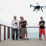 RT @richardbranson: What happened when @3DRobotics drones came to Necker Island? Find out: http://t.co/9wKT59S9ND #drones4good #GoPro http:…