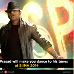 RT @siima: Get ready for a Peformance by one of the top Music Directors of Telugu films @ThisIsDSP at SIIMA 2014.#MicromaxSiima