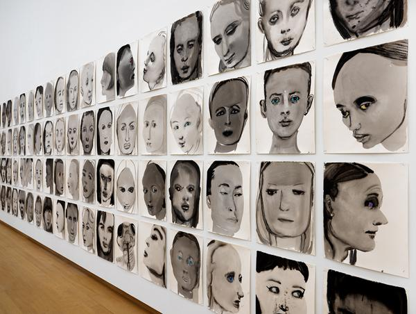 Tonight the opening of Marlene Dumas: The Image as Burden, first major solo exhibition in the Netherlands in 20 years http://t.co/ddyfKeBBa4