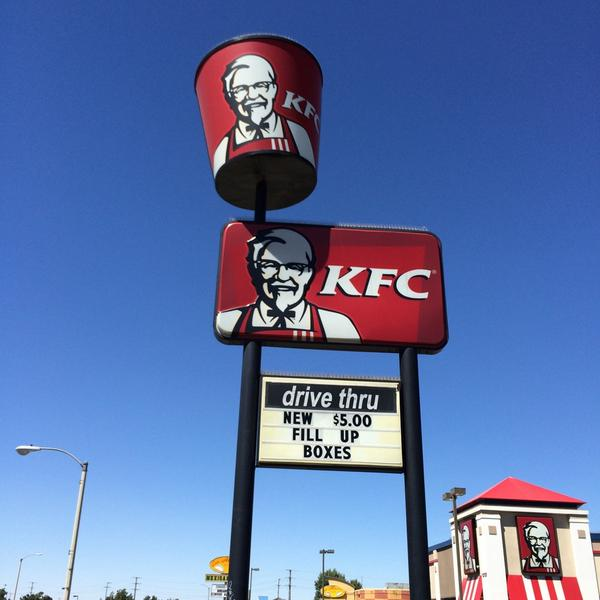 Since today is my Bithday I'm going to @kfc for my birthday dinner http://t.co/vE1AeyoOIr